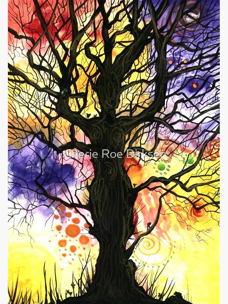 Tree of Life Series - 'Cosmic' by cheriedirksen