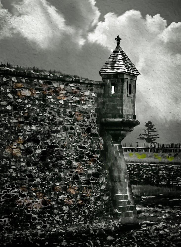 The Guardhouse by Wib Dawson
