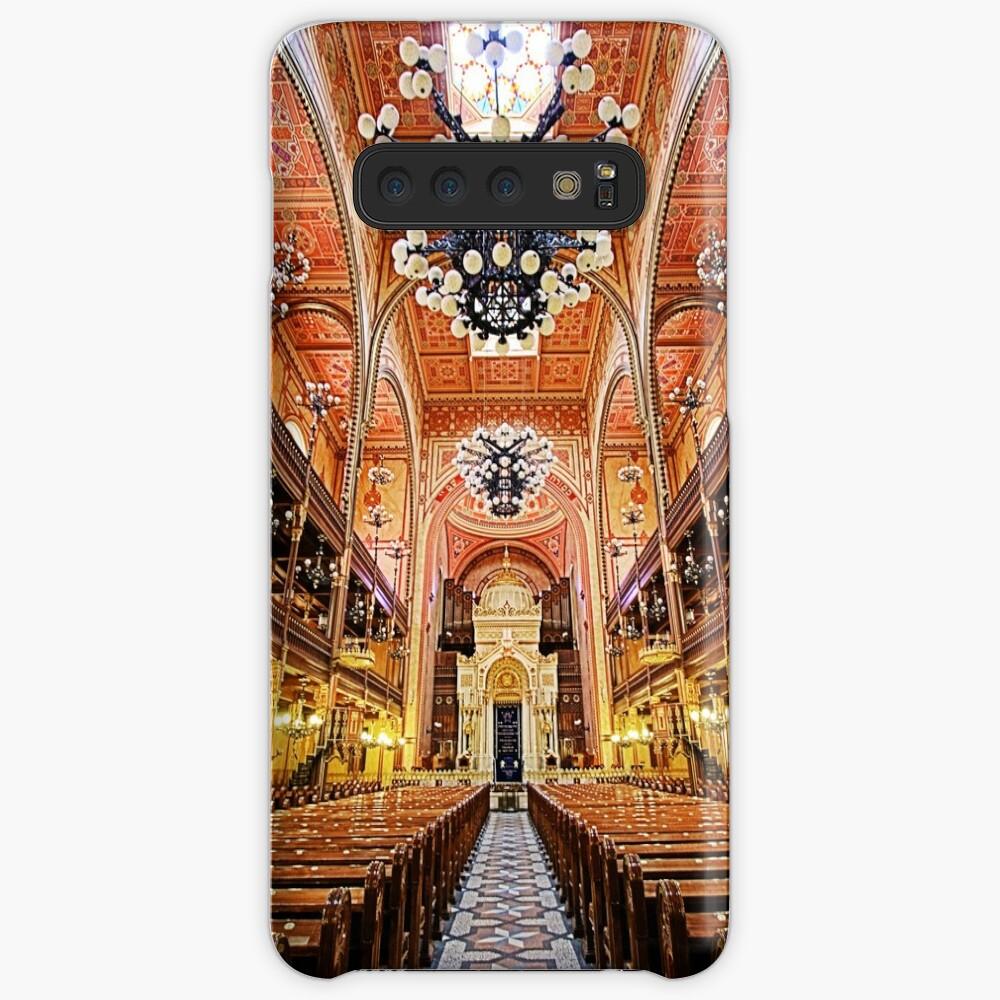 Budapest Synagogue Case & Skin for Samsung Galaxy