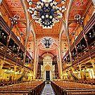 Budapest Synagogue by Stuart Robertson Reynolds