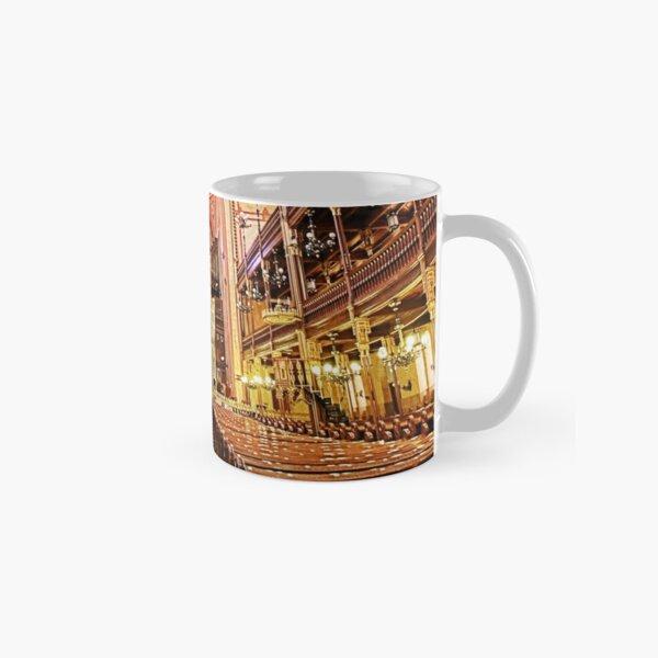Budapest Synagogue Classic Mug