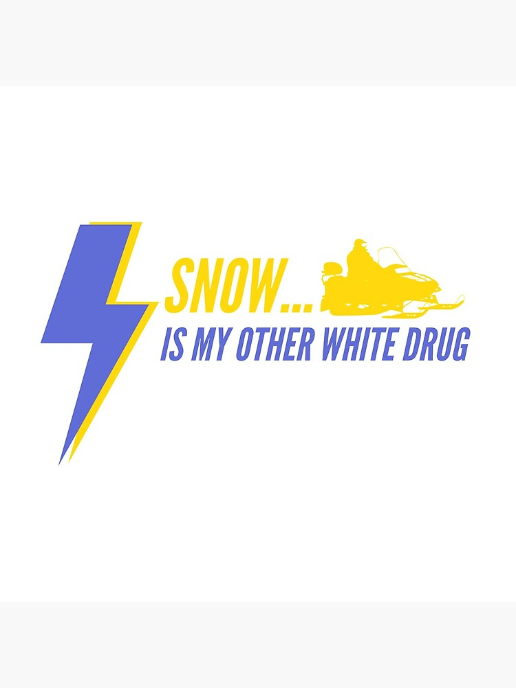 SNOW IS MY WHITE DRUG by abirkan