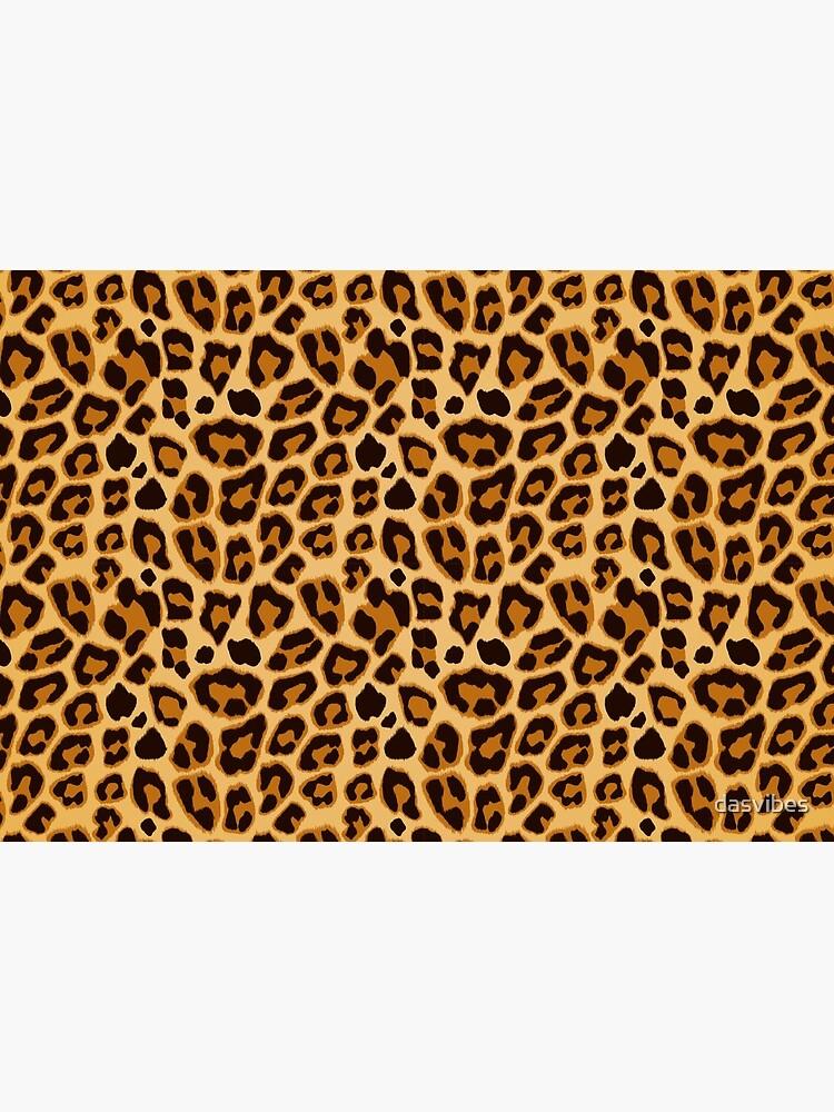 Leopard by My Eternal Symphony x AussiEmoji™ by dasvibes