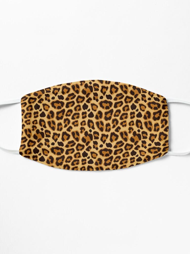 Alternate view of Leopard by My Eternal Symphony x AussiEmoji™ Mask