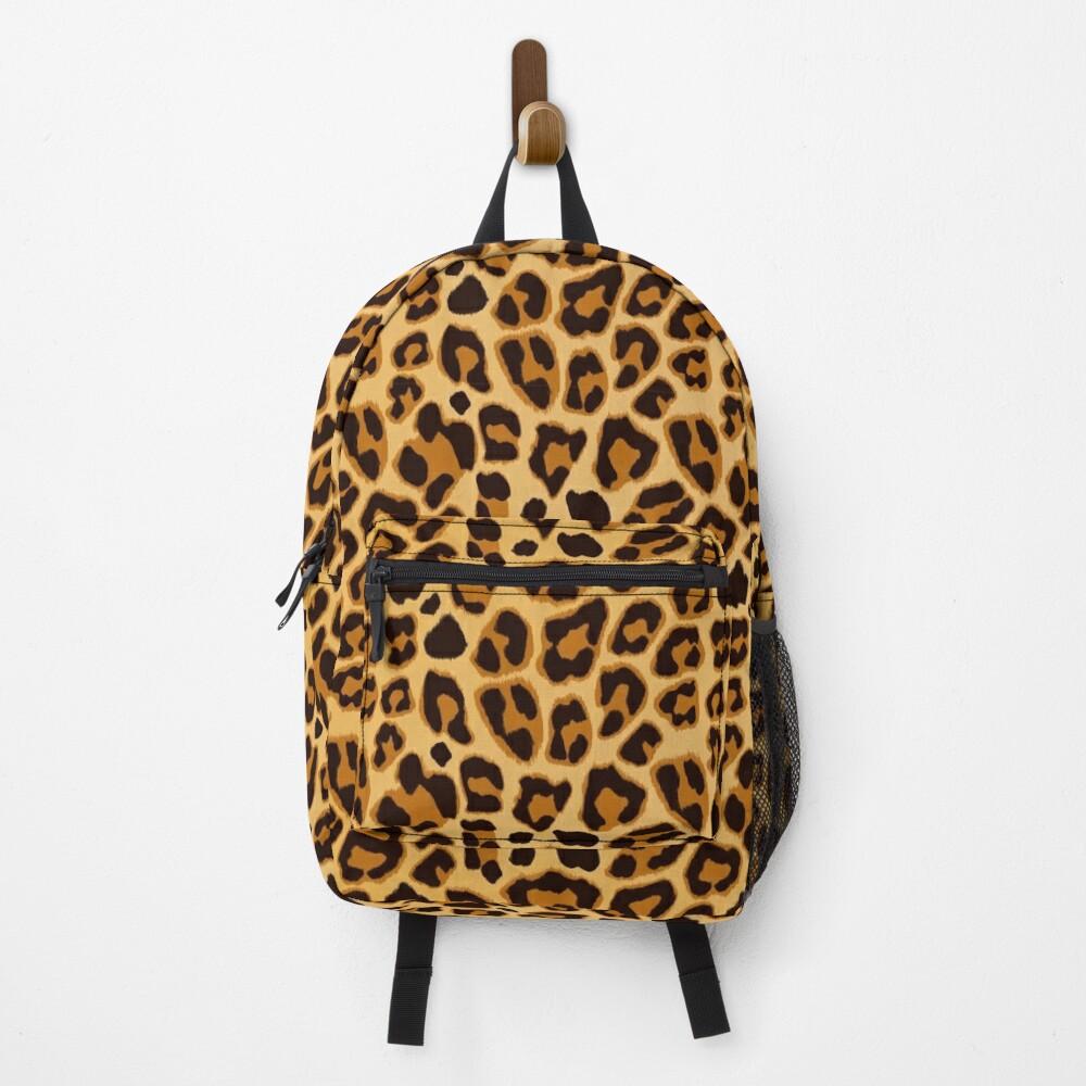Leopard by My Eternal Symphony x AussiEmoji™ Backpack