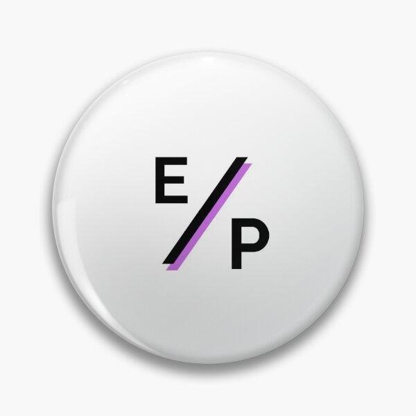 E/P Icon in Purple Pin