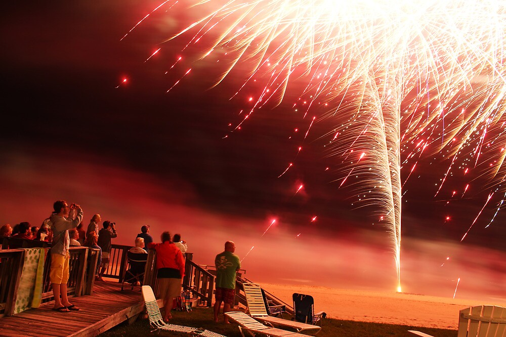 Fireworks 8 by Will Barker