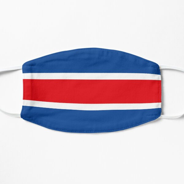 Western Bulldogs colours face mask Mask