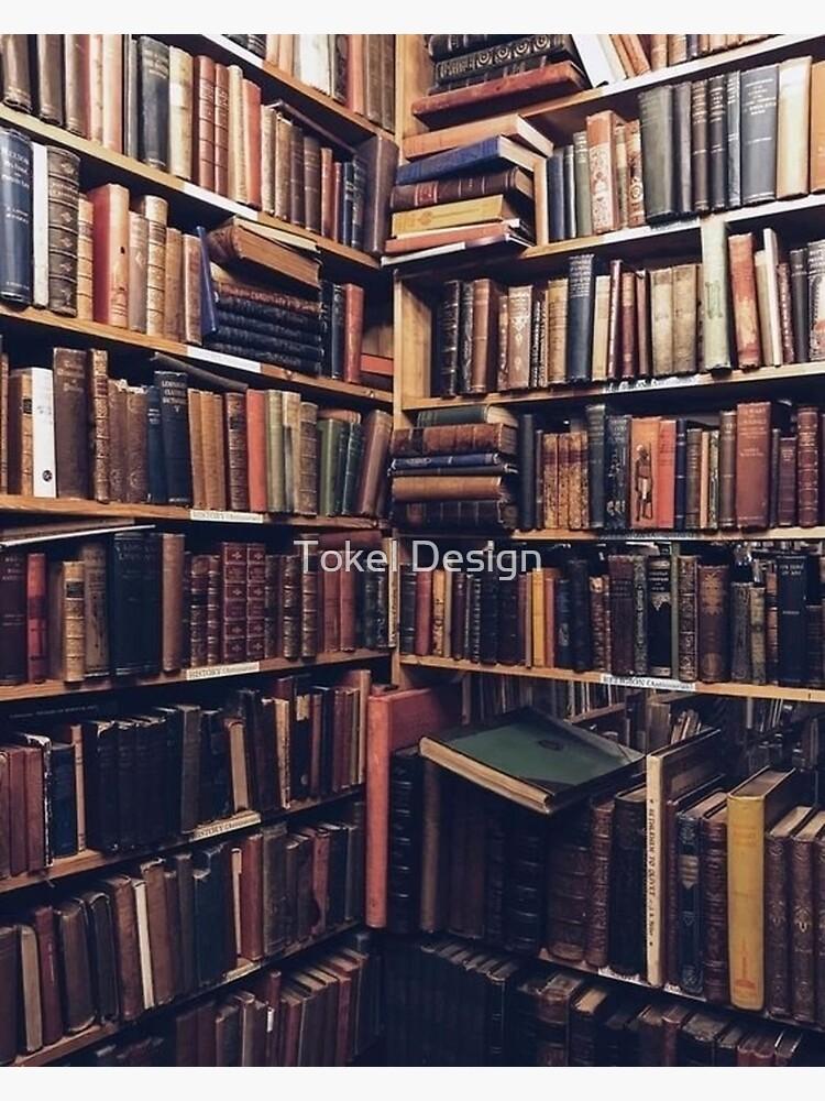 Library Corner by whisper41