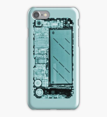Iphone 4s X-ray iPhone Case/Skin