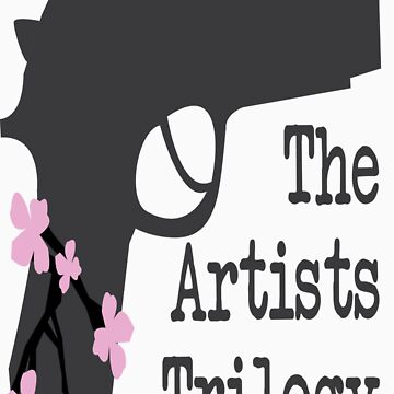 The Artists Trilogy Logo by PerryPalomino
