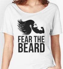 Fear the Beard Women's Relaxed Fit T-Shirt