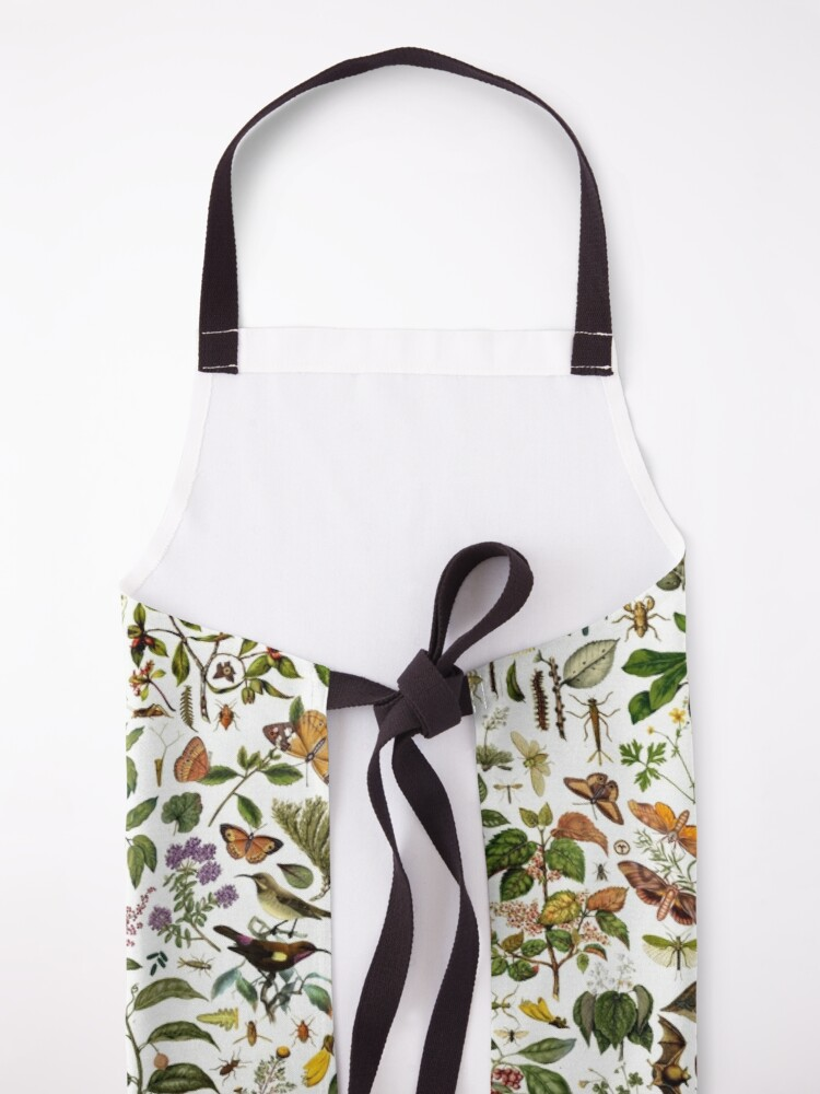 Alternate view of New Zealand Biology Apron
