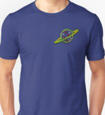 Pizza Planet Alien logo T-Shirt