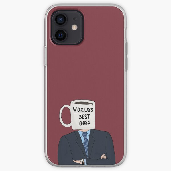 Michael The Office phone case iPhone Soft Case