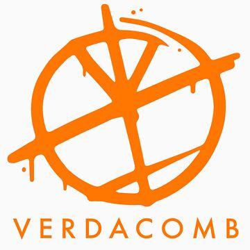 VERDACOMB Orb Suit Symbol by VERDACOMB