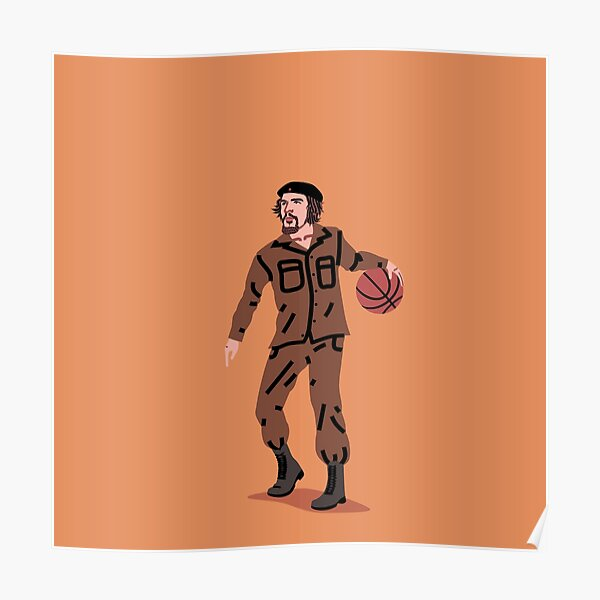 Balling Che Poster