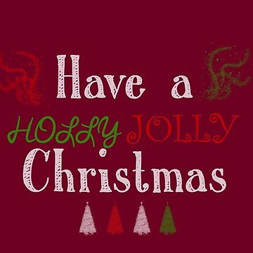 Holly Jolly by abigailnicole04