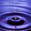 Water drop iPhone case by Wolf Sverak