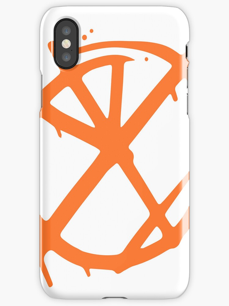 VERDACOMB Orb Suit Symbol iPhone Case by VERDACOMB