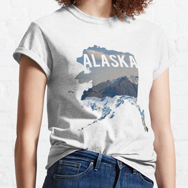 Alaska Mountains Classic T-Shirt