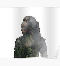Lexa - The 100 Poster