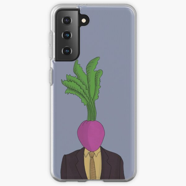 dwight the office phone case Samsung Galaxy Soft Case