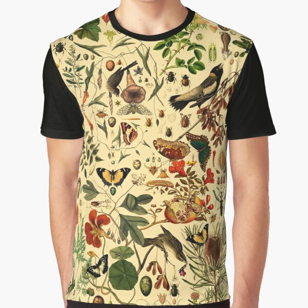 Biology 101 WARM Graphic T-Shirt