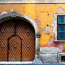 Doorway by Stuart Robertson Reynolds