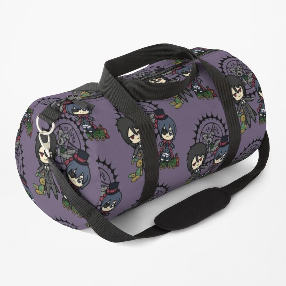 Black Butler Duffle Bag