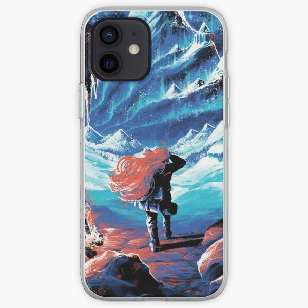 Celeste - Indie Game iPhone Soft Case