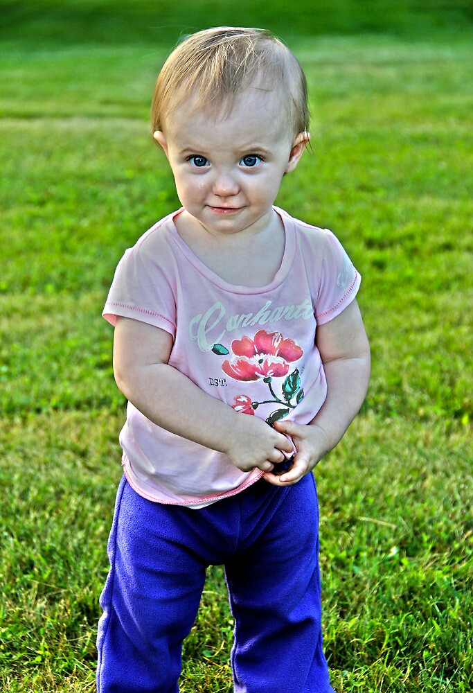 Baby Emma by David Misko