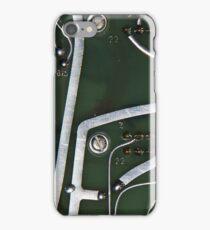 electronica pod 3A iPhone Case/Skin
