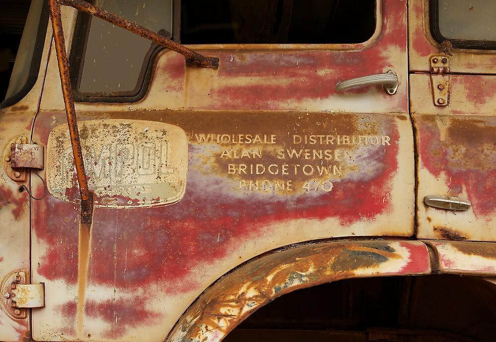 Bridgetown truck by dgugeri