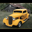 Hot 3 Window Coupe by Keith Hawley