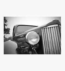 Packard Six Touring Sedan Photographic Print