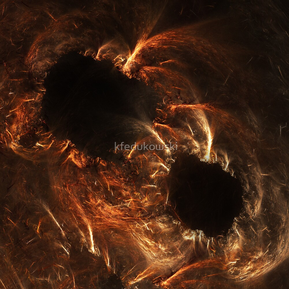 Demon Nebula by kfedukowski