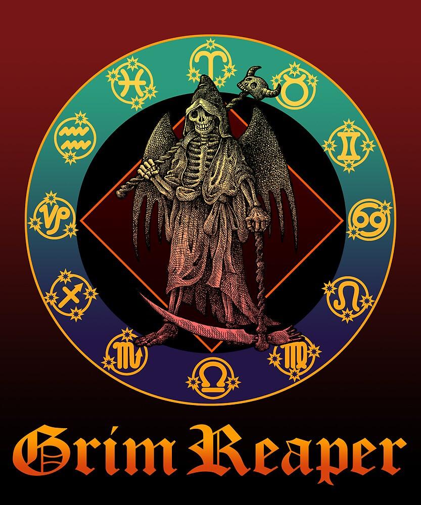 grimreaper by kuuma
