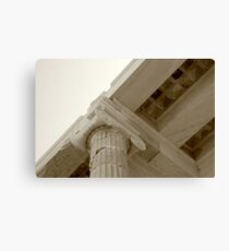 arquitecture Canvas Print