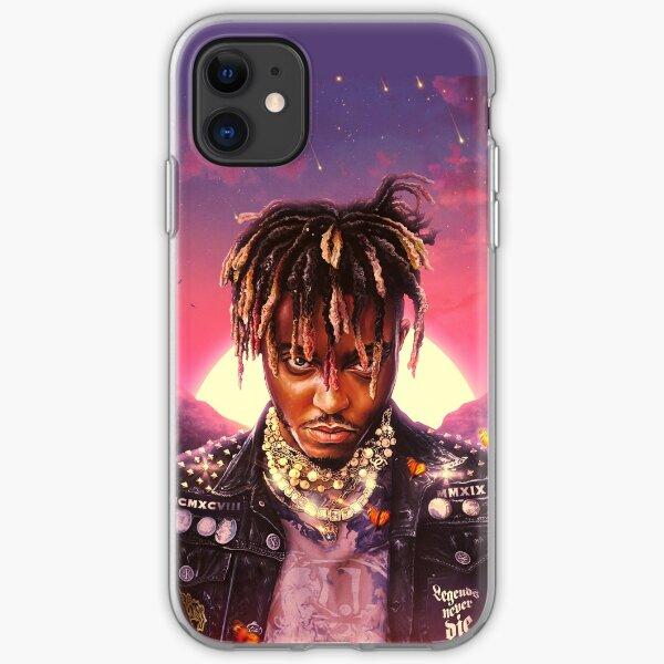 Legends Never Die Juice WRLD iPhone Soft Case