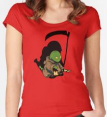 Tonberry Women's Fitted Scoop T-Shirt