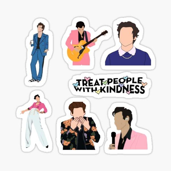 Harry Styles Animated Sticker