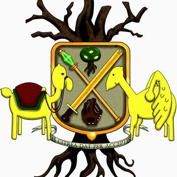 Lemongrab Coat-of-Arms by ThePoetPyronius