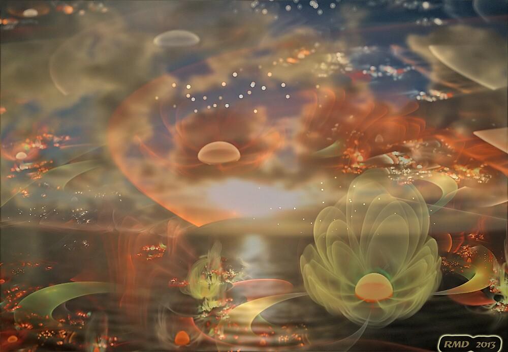 Peace at Sunset by Robert Douglas