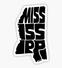 Mississippi Sticker