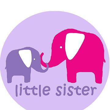 Little Sister by orangellama