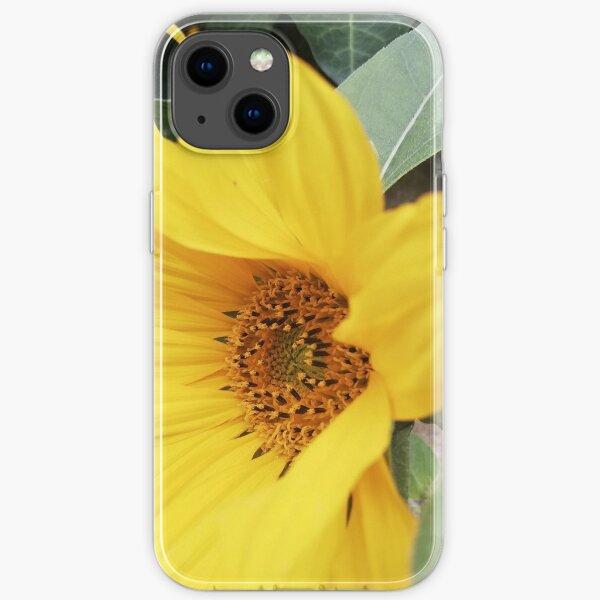 Sunflower Girasol iPhone Soft Case