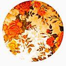 Orange Rose Moon by meredithjean