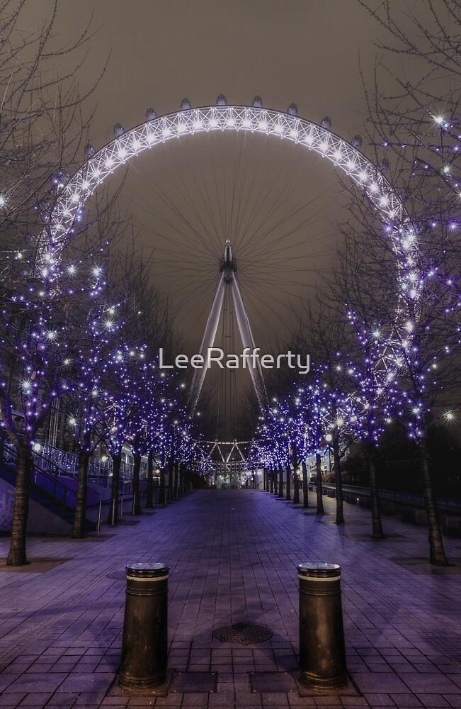 London Eye by LeeRafferty