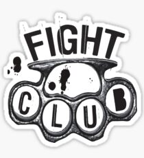 Fight! Sticker
